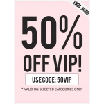 AX Paris: 50% off women's fashion