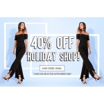 AX Paris: 40% off selected categories of women's fashion