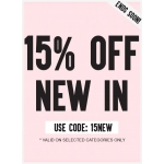 AX Paris: 15% off women's fashion