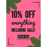 AX Paris: 10% off everything, including sale