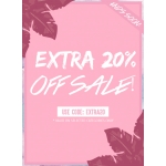 AX Paris: extra 20% off sale