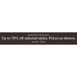 Aldo Shoes: Sale up to 70% off selected shoes styles