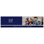 AlexandAlexa: 40% off Gap kids clothes