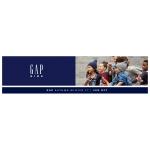 AlexandAlexa: 40% off Gap kids clothes