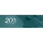 Allsole: 20% off shoes and footwear