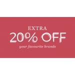 Allsole: extra 20% off your favourite brands of shoes