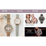 Argento: up to 20% off jewellery and watches
