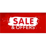 George: Sale up to 60% off for Home & Garden, clothes, shoes and others
