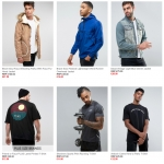 ASOS: up to 50% off menswear