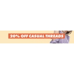 ASOS: 20% off casual threads