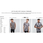 ASOS: Sale up to 60% off men casual threads