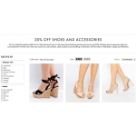 ASOS: 20% off women shoes and accessories