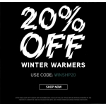 Attitude Clothing: 20% off winter warmers