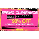 Attitude Clothing: Sale up to 90% off alternative clothes