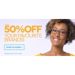 Smart buy glasses: up to 50% off your favourite brands
