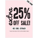 AX Paris: extra 25% off sale products