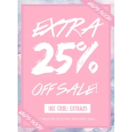 AX Paris: Sale extra 25% off clothing, dresses, footwear and accessories from sale