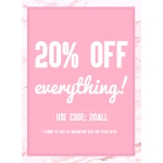 AX Paris: 20% off everything from clothing, dresses, footwear and accessories