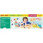 Baker Ross: 20% off themed crafts