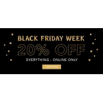 Black Friday Bows Boutiques: 20% off everything