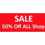 Burton: Sale 50% off shoes