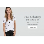 Baukjen: Sale up to 70% off womens clothing