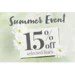 Beaverbrooks: 15% off watches and jewellery