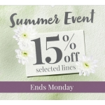 Beaverbrooks: 15% off selected jewellers