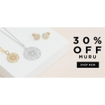 Bella Mia Boutique: 30% off Muru Jewellery