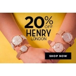 Bella Mia Boutique: 20% off Hendry London watches
