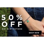 Bella Mia Boutique: 50% off Ani Birthstone bracelets