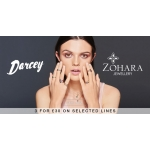 Bella Mia Boutique: 3 for £30 on Darcey and Zohara jewellery