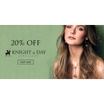 Bella Mia Boutique: 20% off Knight & Day jewellery