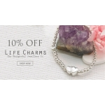 Bella Mia Boutique: 10% off Life charms