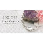 Bella Mia Boutique: 10% off Life charms