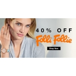 Bella Mia Boutique: 40% off Folli Follie jewellery
