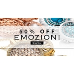 Bella Mia Boutique: 50% off Emozioni jewellery