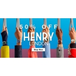 Bella Mia Boutique: 50% off Henry London jewellery