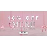 Bella Mia Boutique: 10% off Muru jewellery