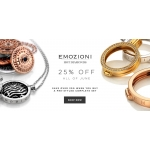 Bella Mia Boutique: 25% off Emozioni jewellery