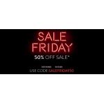 Black Friday Bench: 50% off