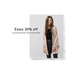Bershka: enjoy 30% off