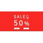 Bershka: sale up to 50% off