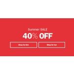 Bjorn Borg: Sale 40% off underwear and sportswear