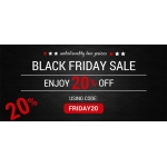 Black Friday Fashion Eye Wear: 20% off brand glasses and sunglasses