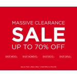 Blue Inc: Sale up to 70% off women's, men's, girls' and boy's clothes and fashion