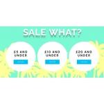 Blue Vanilla: ladies fashion under £20
