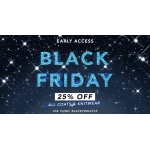 Black Friday Blue Vanilla: 25% off all coats & knitwear