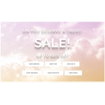 Blue Vanilla: Sale up to 60% off ladies fashion
