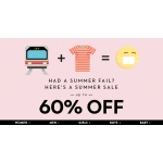 Boden: Summer Sale up to 60% off women's, men's and children clothes